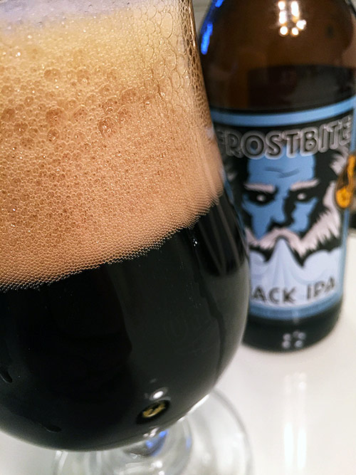 Foothills Frostbite Black IPA photo