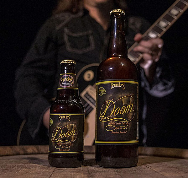 Founders Brewing Co. Announces Third Barrel-Aged Series Beer photo