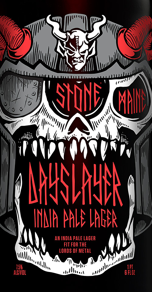 Stone Brewing Unleashes Maine / Stone DaySlayer India Pale Lager photo
