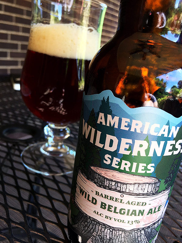 Heritage Brewing Barrel Aged Wild Belgian Ale photo