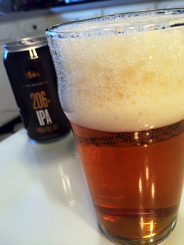Oliver Brewing 206 IPA photo
