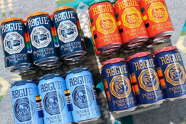 Rogue Brewing Releases Pendleton Pale Ale photo