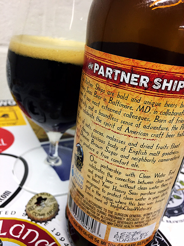 Heavy Seas Partner Ships Olde Ale photo