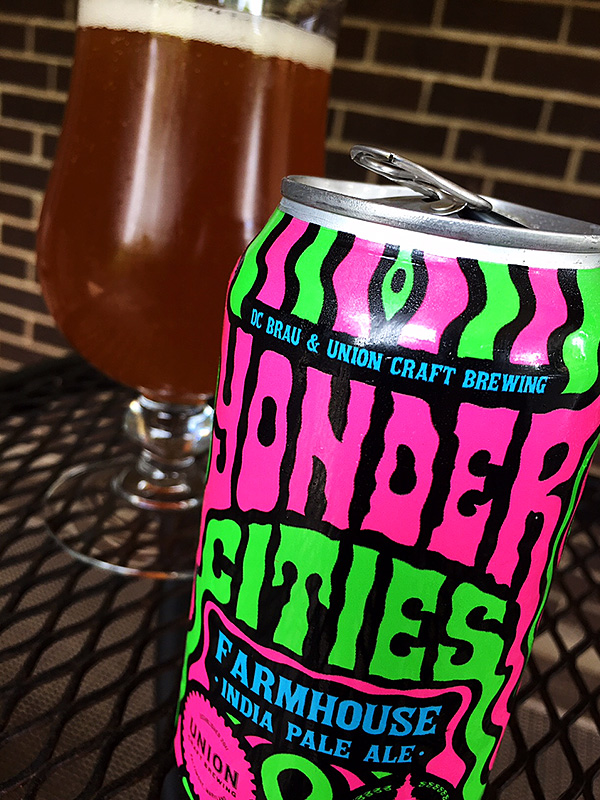 Union Craft Brewing Yonder Cities photo