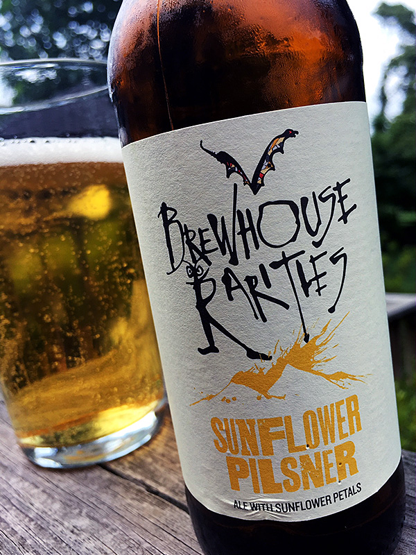 Flying Dog Sunflower Pilsner photo