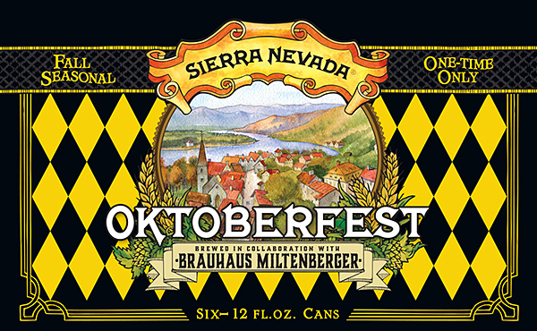 Sierra Nevada Partners with Germany's Brauhaus Miltenberger for Ultimate Oktoberfest Beer photo