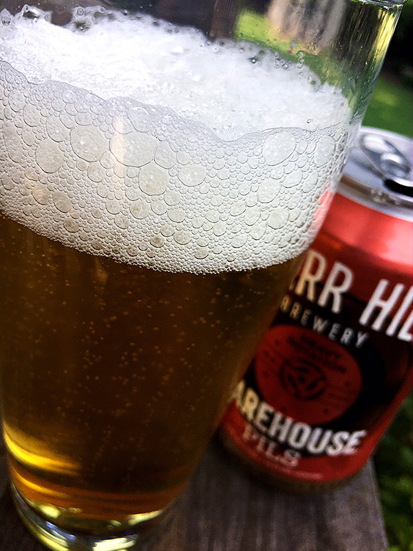 Starr Hill Warehouse Pils photo