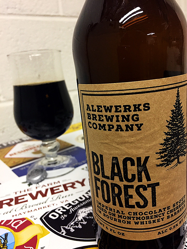 Alewerks Black Forest photo