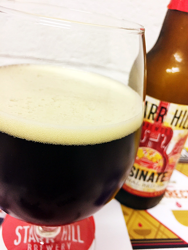 Starr Hill Resinate Imperial Red IPA photo