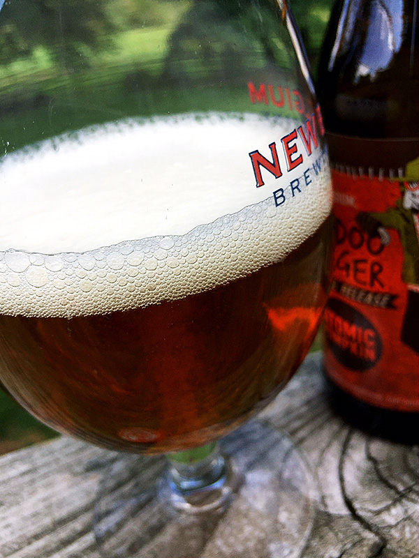 New Belgium Voodoo Ranger Atomic Pumpkin Ale photo