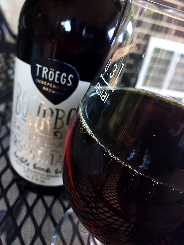 Troegs Bourbon Barrel-Aged Troegenator photo