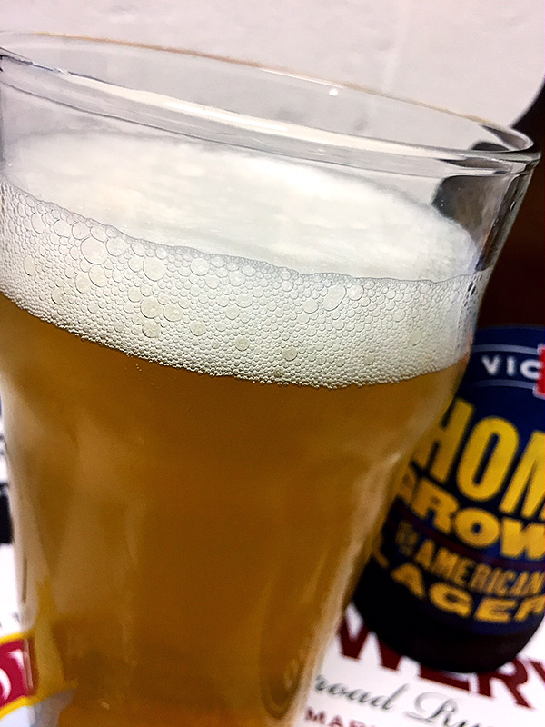 Victory Brewing Home Grown New American Lager photo