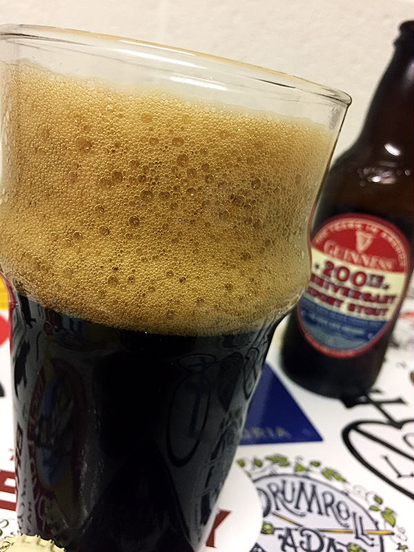 Guinness 200th Anniversary Export Stout photo