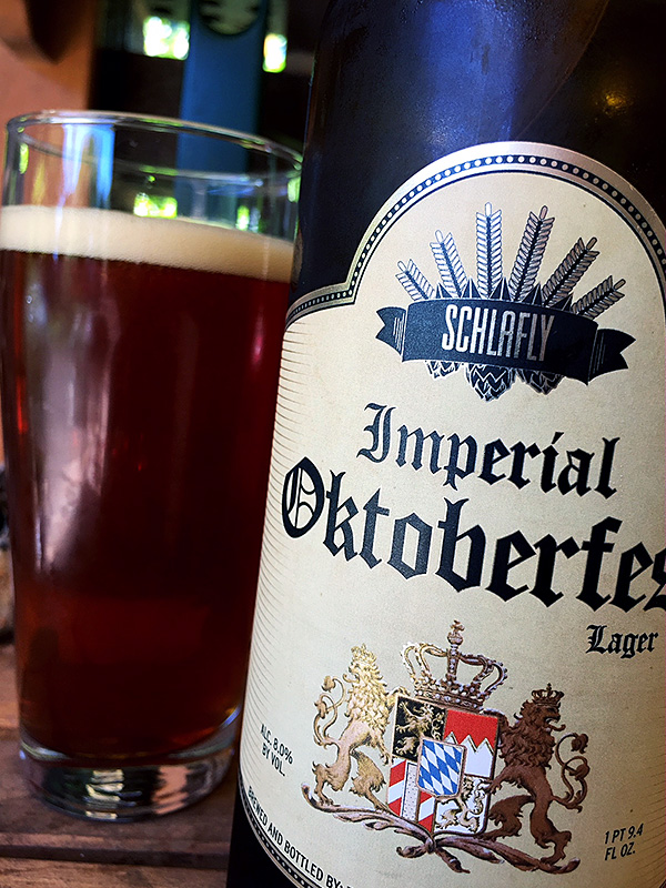 Schlafly Imperial Oktoberfest photo