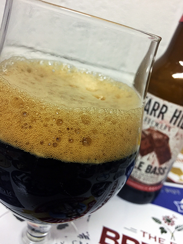 Starr Hill Double Bass Chipotle Double Chocolate Stout photo