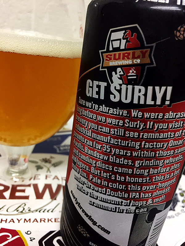 Surly Abrasive Ale photo