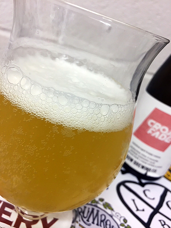 Oxbow Brewing Crossfade photo