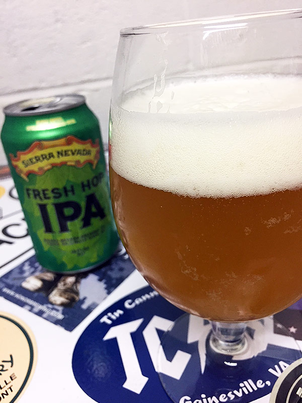 Sierra Nevada Fresh Hop IPA photo