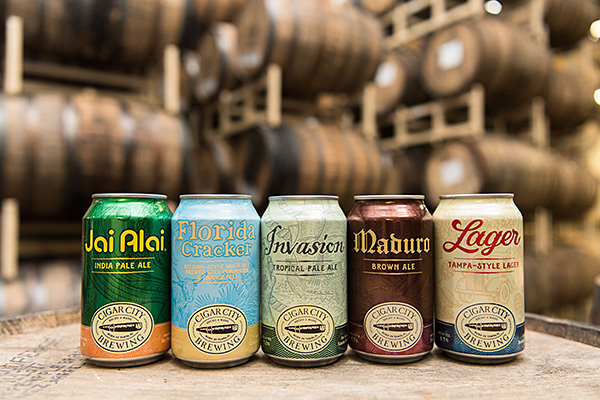 Cigar City Brewing Kicks Off 2018 with New Packaging photo