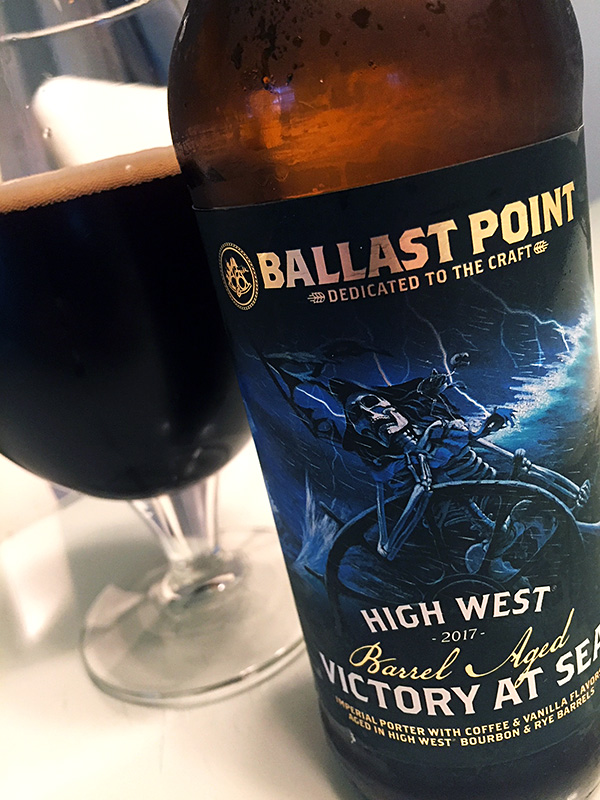 Ballast Point High West Victory at Sea photo