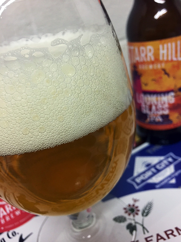 Starr Hill Looking Glass IPA photo