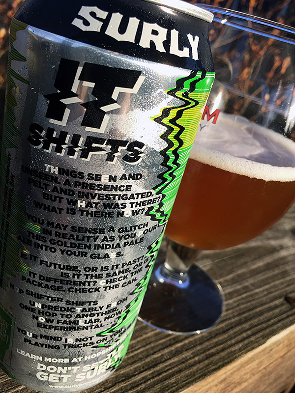 Surly Hop Shifter IPA photo