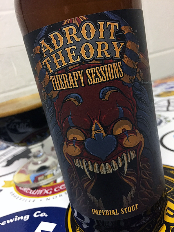 Adroit Theory Therapy Sessions photo