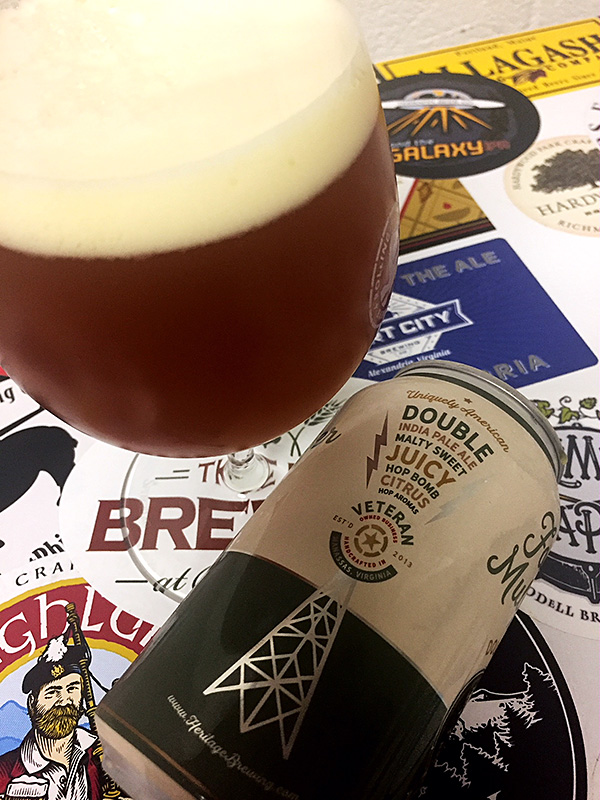 Heritage Brewing Force Multiplier photo