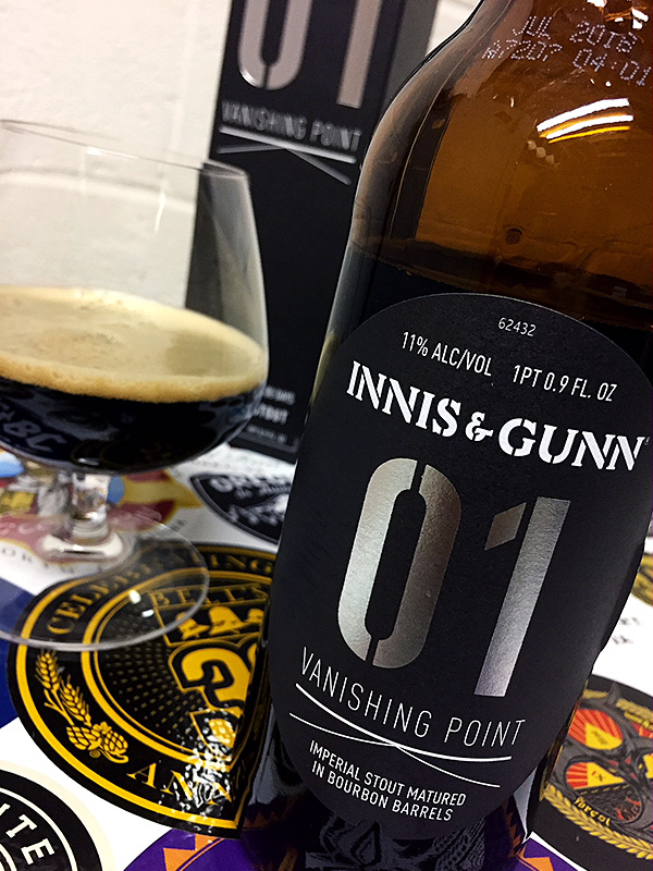 Innis & Gunn Vanishing Point 01 photo