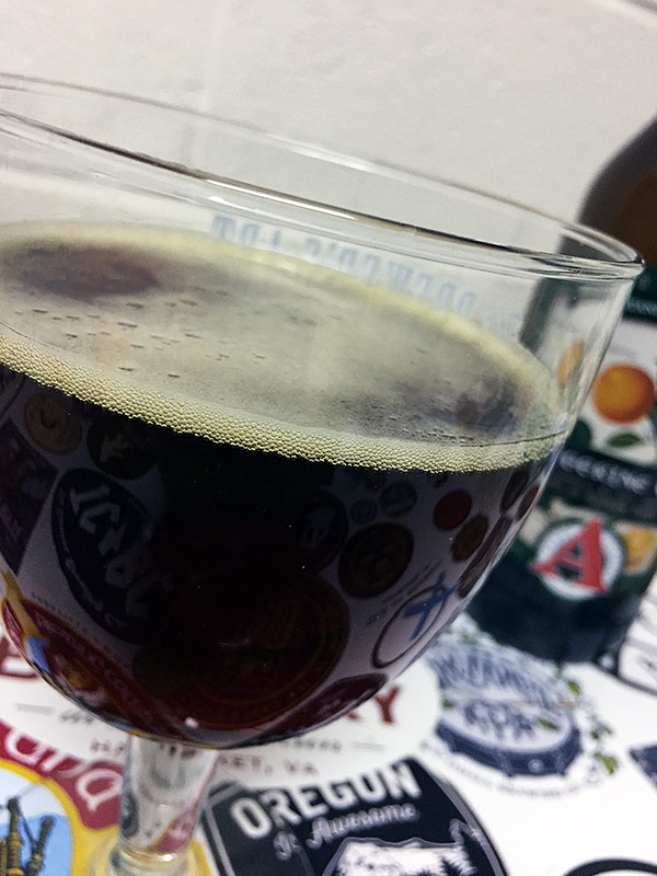 Avery Brewing Tangerine Quad photo