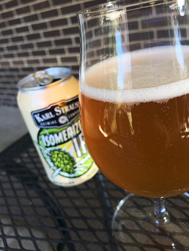 Karl Strauss Isomerizer IPA photo