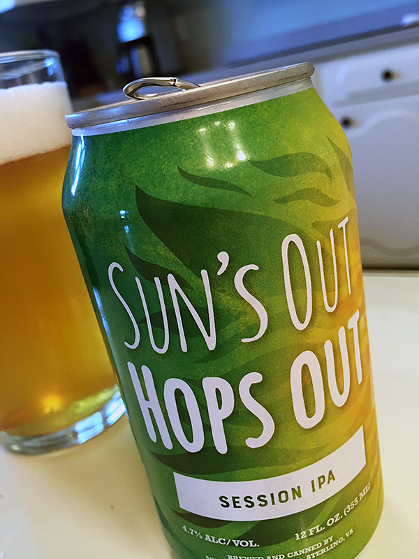 Solace Sun's Out Hops Out photo