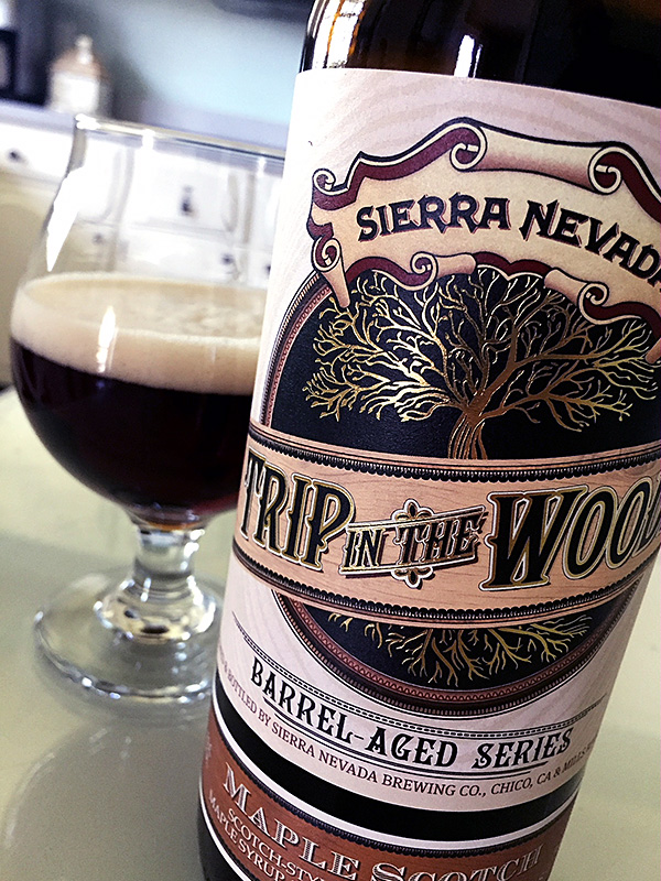 Sierra Nevada Trip in the Woods Maple Scotch photo