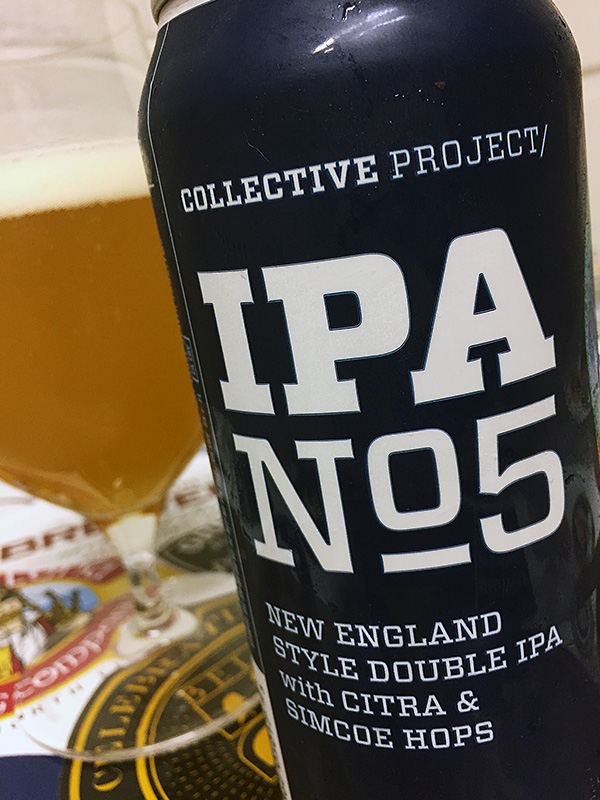 Collective Arts IPA #5 photo