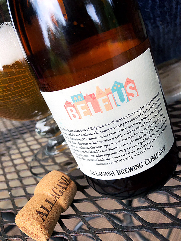 Allagash Belfius photo
