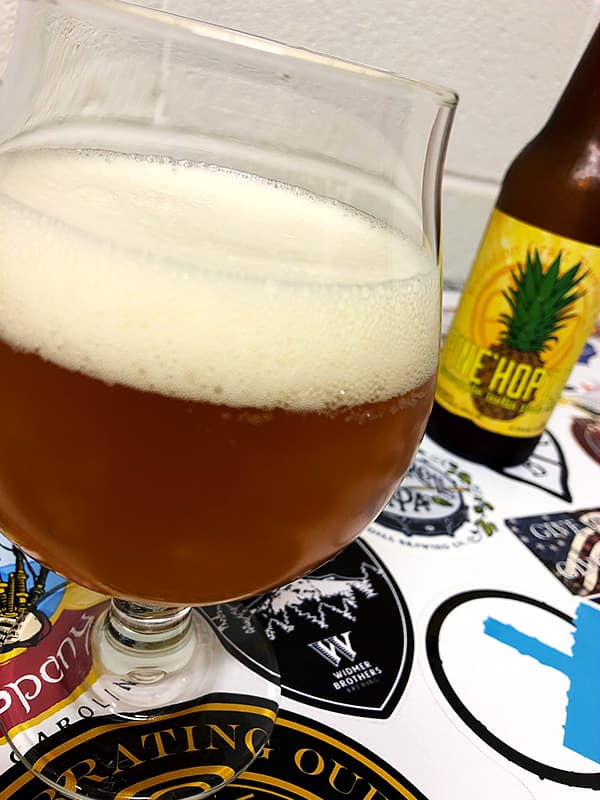 Evolution Pine'hop'le IPA photo