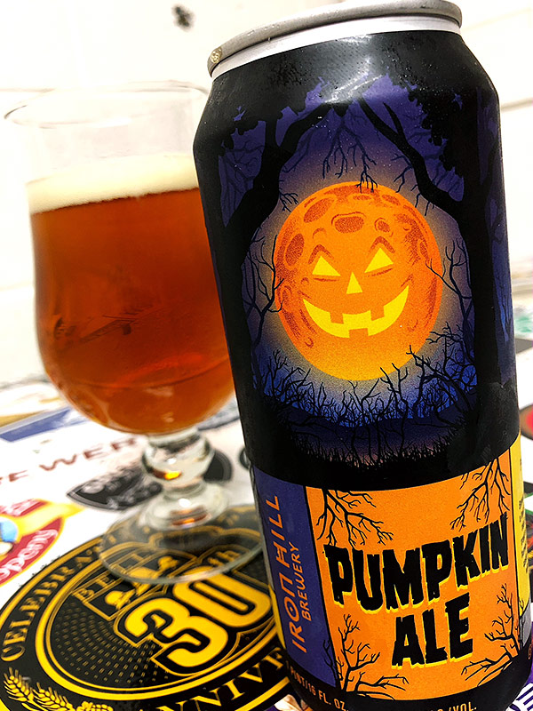 Iron Hill Pumpkin Ale photo