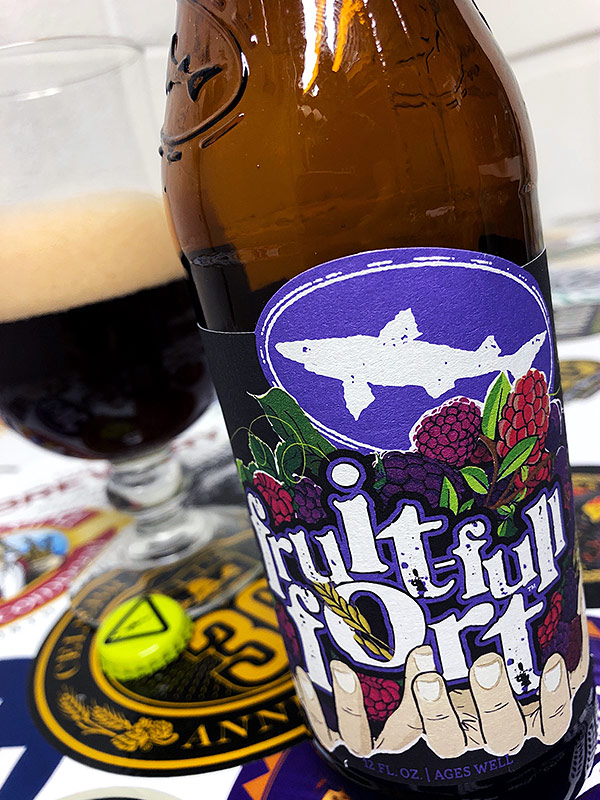 Dogfish Head Fruit-Full Fort photo