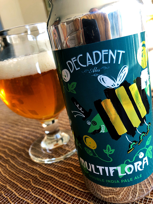 Decadent Ales Multiflora photo