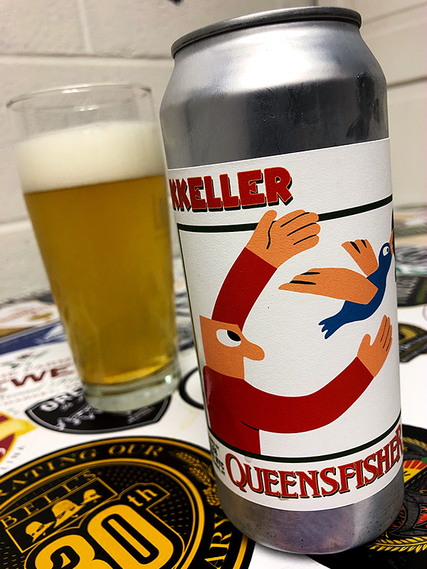 Mikkeller Queensfisher photo