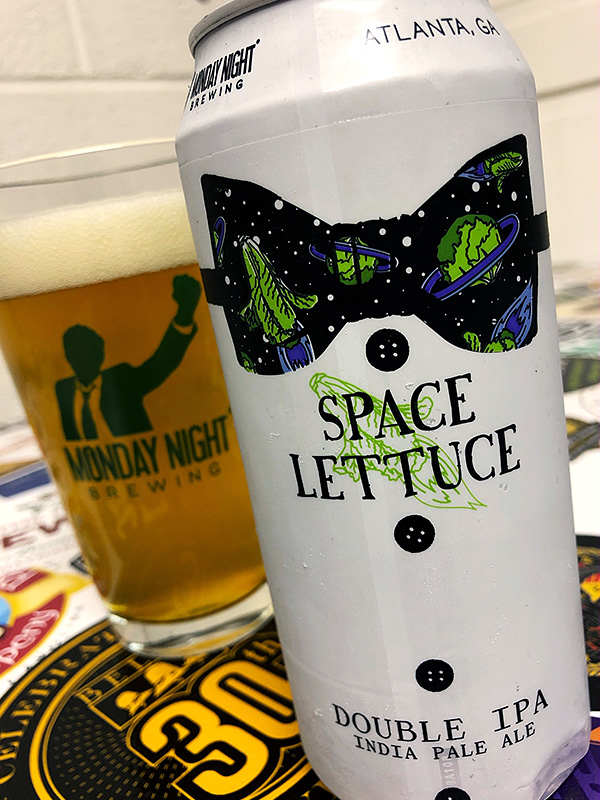 Monday Night Space Lettuce photo