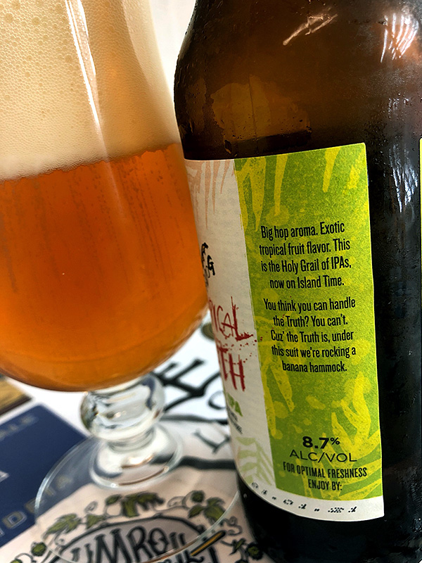 Flying Dog Tropical Truth Imperial IPA photo