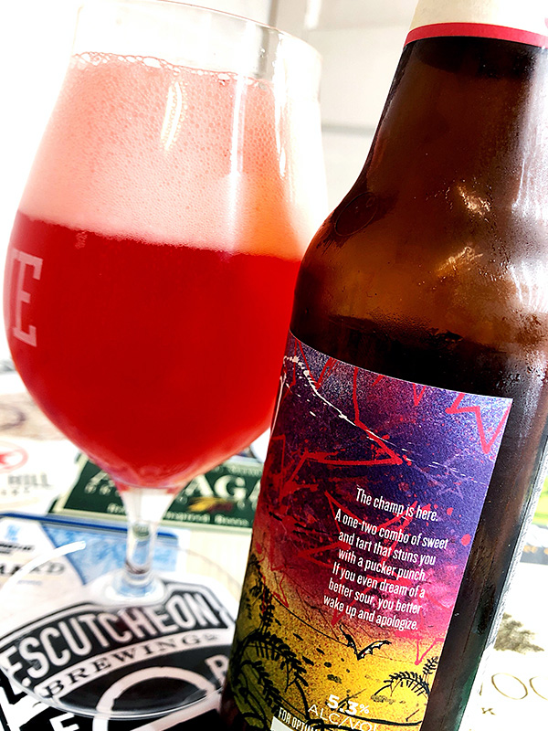 Flying Dog Vicious Hook Fruit Punch Sour photo